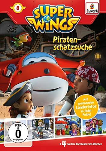 Super Wings 8 - Piratenschatzsuche