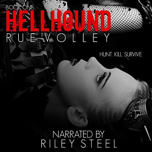 Hellhound audiobook cover art