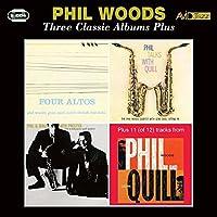 WOODS - THREE CLASSIC ALBUMS PLUS
