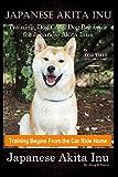 Japanese Akita Inu Training, Dog Care, Dog Behavior, for Japanese Akita Inus By D!G THIS DOG Training, Training Begins From the Car Ride Home, Japanese Akita Inu