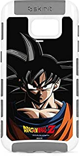 Skinit Cargo Phone Case for Galaxy S7 - Officially Licensed Dragon Ball Z Goku Portrait Design