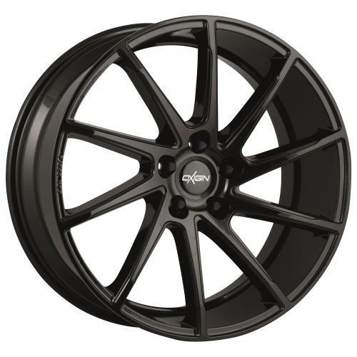 OXIGIN 20 Attraction black 8,5x18 ET35 5.00x112 Hub Bore 66.60 mm - Alu felgen