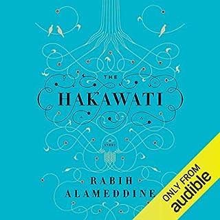 The Hakawati audiobook cover art