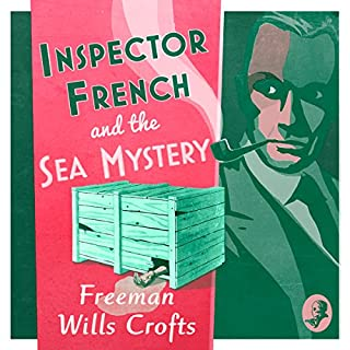 Inspector French and the Sea Mystery cover art