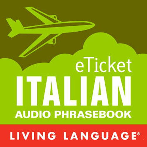 eTicket Italian audiobook cover art