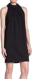 فستان للنساء بدون أكمام بياقة متدلية من ترينا ترك