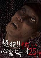 超絶!!怖い心霊ビデオ 25話 第2弾 [DVD]
