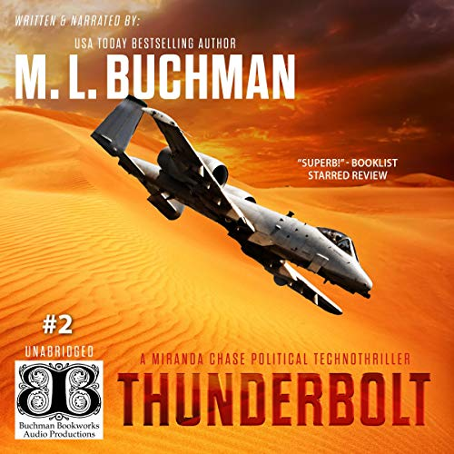 Thunderbolt: An NTSB/Military Technothriller Audiobook By M. L. Buchman cover art
