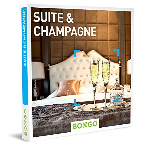 Bongo Bon - Suite & Champagne | Cadeaubonnen Cadeaukaart cadeau voor man of vrouw | 41 luxueuze hotels