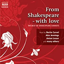 From Shakespeare - With Love (The Best of Sonnets)