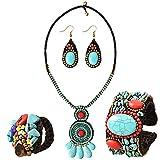 necklaces 4 piece sets