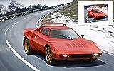 Produttore: Italeri LANCIA STRATOS HF 1974 KIT 1:24 - Italeri - Kit Auto - Kit di Montaggio
