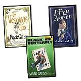 Mark Gatiss A Lucifer Box Novel Series 3 Books Set Collection