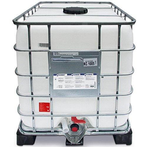 1000-kg-IBC-Container D3-Leim Holzleim KLEIBERIT 303.0 Weissleim wasserfest Weißleim