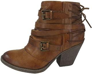 Jellypop Pestanta Womens Heeled Boots