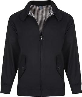 Kam Jeanswear Men's Harrington Jacket