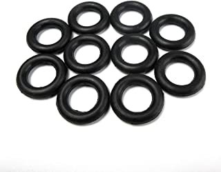 10 Pcs Bobbin Winder Rubber Tire Ring #15287 Fits Singer Brother Elna Pfaff Kenmore Janome+