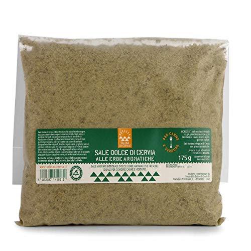 Sale alle Erbe Aromatiche per Carne Sacchetto Peso Netto Kg 1