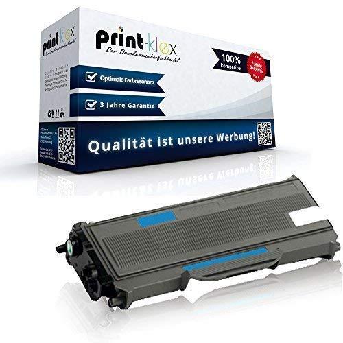 Kompatible Tonerkartusche für Brother DCP 7030 DCP 7040 DCP 7045N HL 2140 HL 2150N HL 2170N HL 2170W MFC 7320 TN2120 TN 2120 XXL 5.200 Seiten Black