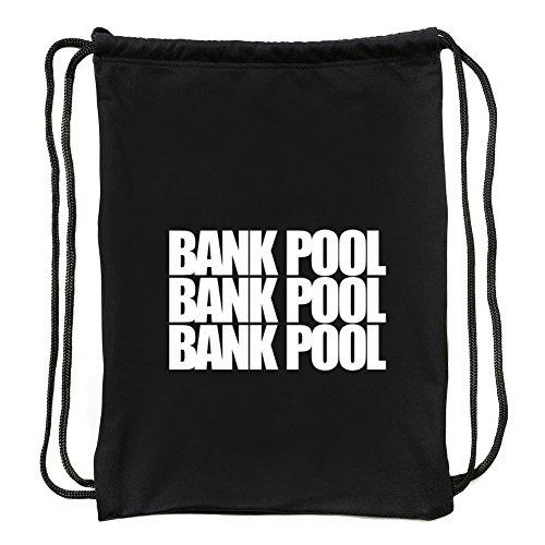 Eddany Bank Pool Three Words Turnbeutel