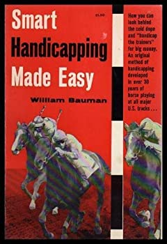 Paperback Smart Handicapping Made Easy Book