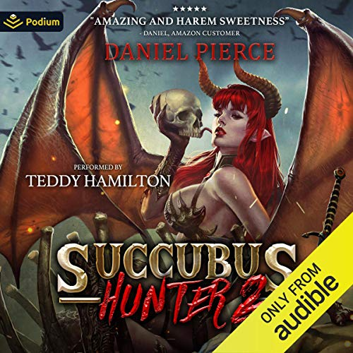 Succubus Hunter 2 cover art