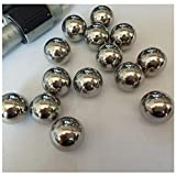 Bearing Steel Ball Solid Large Steel Ball 105 110 115 120 125 130 135 140 145 150mm-135mm Each 10 kg
