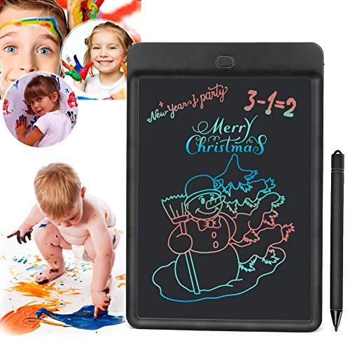 """cytop Bunte LCD Schreibtafel Tablet 10\"""" Grafiktabletts Schreibplatte mit Anti-Clearance Funktion Handschrift Notizblock Elektronisches Zeichenbrett papierlos für Kinder"""
