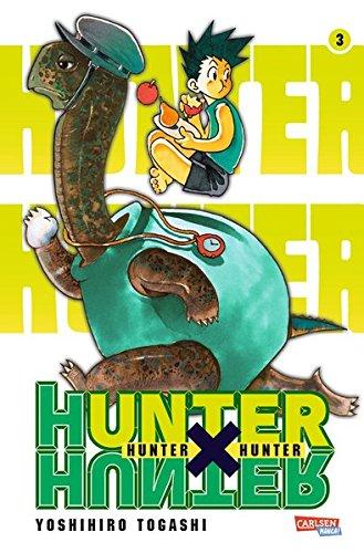 Hunter X Hunter, Band 3