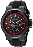 Michael Kors Men's Dylan Black Watch MK8453