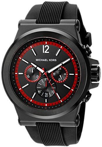 Michael Kors Men's Dylan Black Watch MK8453