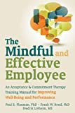 Image of Mindful and Effective Employee: An Acceptance & Commitment Therapy Training Manual for Improving Well-Being and Performance