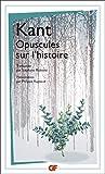 Opuscules sur l'histoire - FLAMMARION - 05/03/2014