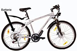 Electric bike, e-bike, electric mountain bike