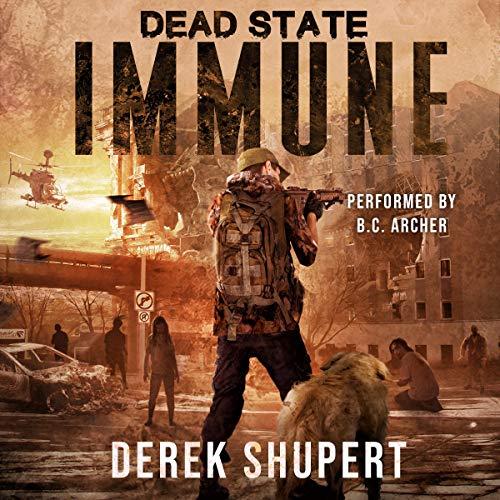 Dead State: Immune cover art