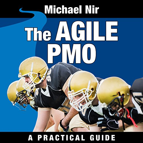 The Agile PMO audiobook cover art