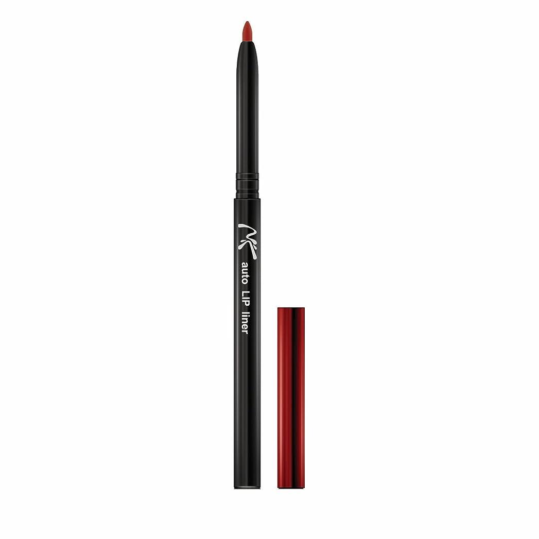漂流実験室検出する(3 Pack) NICKA K Auto Lip Pencil - AA18 Red (並行輸入品)