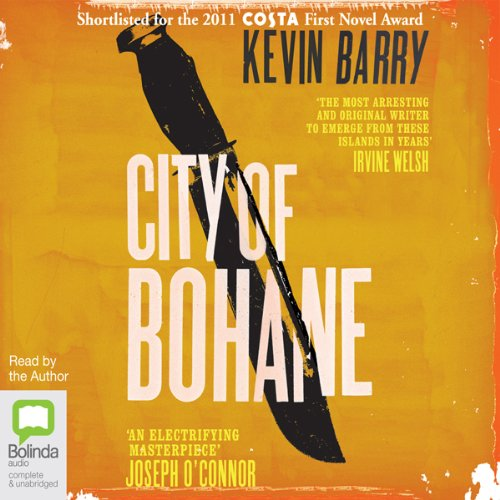 City of Bohane audiobook cover art