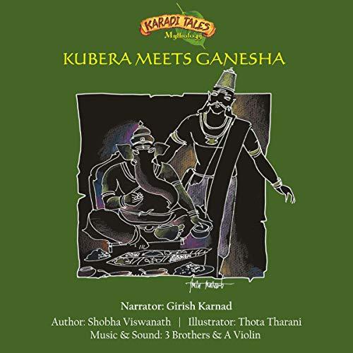 Kubera Meets Ganesha cover art