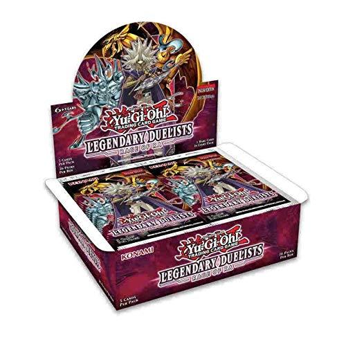 Yu-Gi-Oh! TCG: Legendary Duelists - Rage of Ra Booster Display (36)