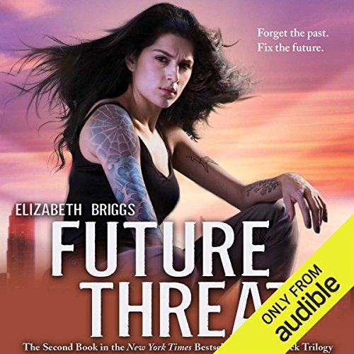 Future Threat audiobook cover art