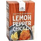 The Spice Lab Air Fryer Seasoning - Lemon Pepper Chicken 8.8oz - Ultimate Air Fryer Accessories -...