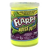 JA-RU Flarp Noise Putty (Pack of 1 Unit) Stress Toy Party Favor Squish to Make Gas Sounds | Item #10041-1D