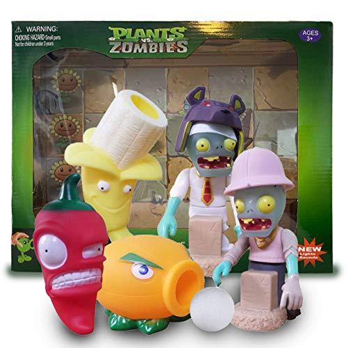 TimesFriend Plants Vs Zombies Gift Box: Citron, Banana Launcher, and Jalapeno