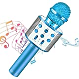SEPHIX Musical Toys for 4-12 Year Old Boys Gifts, Children Bluetooth Karaoke Singing Microphone for...