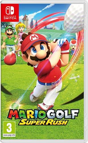 Sconosciuto Mario Golf Super Rush