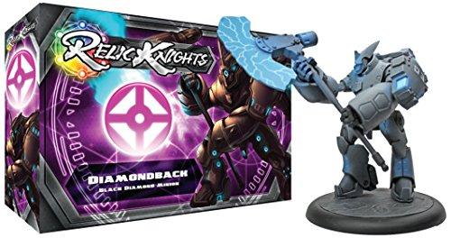 Relic Knights: Dark Space Calamity: Diamondback