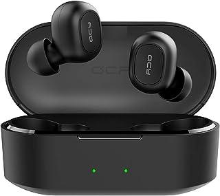 QCY T2C Çift Mikrofonlu Şarj Edilebilir Bluetooth V5.0