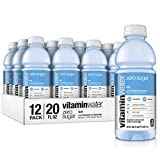 Best Flavored Waters - Vitaminwater Zero Sugar Ice, Ice Cool Blueberry-Lavender Flavored Review