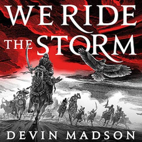 We Ride the Storm cover art
